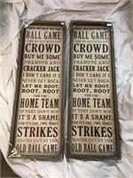 To Take Me Out To The Ballgame Pictures, 30 X 10