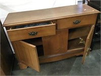 Sideboard, Missing One Knob, Scratches, 48 X 16 X