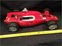 Race Car Decanter