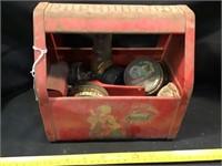 Shoeshine Kit And Accessories