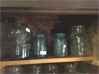 Jars, Some Green