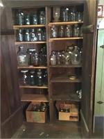Cabinet, 46 X 77 1/2 X 16, No Contents