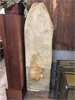 Wood Ironing Board, 64 X 16 1/2