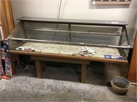 Table top display 6 foot x 23 x 19 1/2