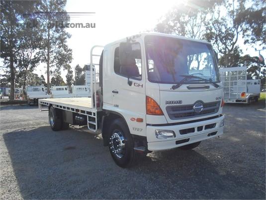 2009 Hino GH - Trucks for Sale