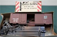 Soo Line 48302  DD PS-1 Box Car  McKean HO Kit