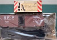 RF&P 2875 40ft PS-1 Box Car McKean HO kit
