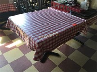 Sq. Dining Table - 34 x 34
