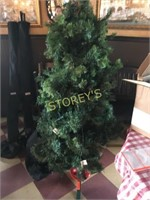 Faux Christmas Tree - 5ft
