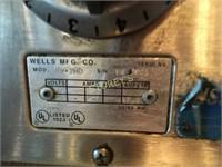 Wells 2 Drawer Warming Cabinet - RW-2HD