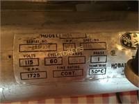 """Hobart 12"""" Meat Slicer - 1012"""