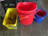 Dish Buckets