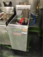 Vulcan 40 lb Gas Deep Fryer