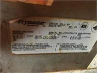 Frymaster 40 lb Gas Deep Fryer - As Is