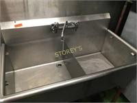 S/S Dbl Well Sink