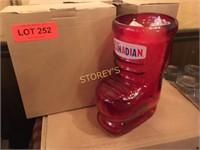 4 New Molson Canadian Skate Mugs