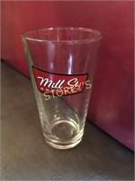 9 Mill Street Beer Glasses