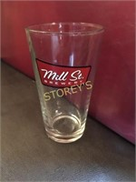 12 Mill Street Beer Glasses