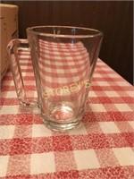20 Libbey Glass Mugs