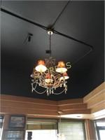 Large Ceiling Chandelier