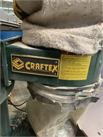 Craftex 1HP Woodworking Dust Collector