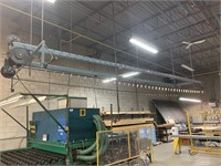 Rolltech Industries 16 Ft Overhead Conveyor