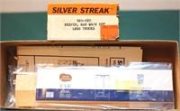 BAR 6535 Maine Potatoes Reefer Silver Streak HO