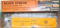 Western Fruit Express 62761 Sreefer Silver Streak