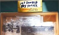 MOPAC 59898 Twin Bay Hopper Silver Streak HO Kit
