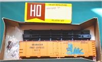 Okanagan Fruit Express Reefer Kit TM HO Kit