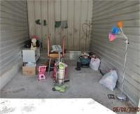 ONLINE ONLY STORAGE AUCTION ENNIS, TEXAS