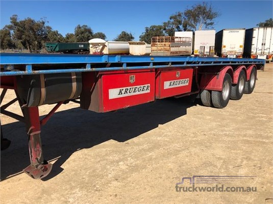 1997 Krueger other - Trailers for Sale