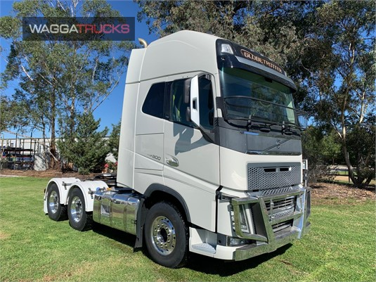 2015 Volvo FH600 Globetrotter Wagga Trucks - Trucks for Sale