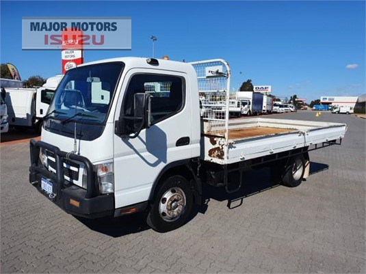2008 Mitsubishi Fuso CANTER FE84P Major Motors  - Trucks for Sale