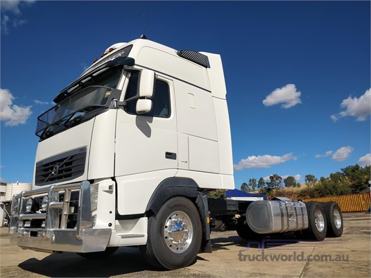 2012 Volvo FH540 - Trucks for Sale