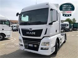 MAN TGX18.500  used