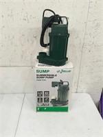 Zoeller Cast Iron Submersible Pump
