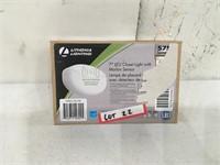 "Lithonia Lighting 7"" LED Closet Light Open Box"