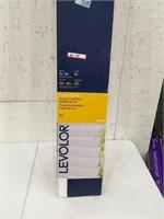 """Levolor 2"""" Faux blinds 72""""x64"""" Open Box"""