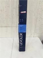 "Levolor Vertical Blind Headrail Open Box 78"""