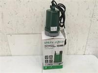 Zoeller Utility Pump Open Box