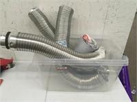 Lot fo Miscellaneous Dryer Vent hoses