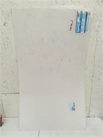 "Duraplex 24"" x 48"" sheet of Acrylic"