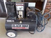 2 1/2 HP Black Max Air Compressor