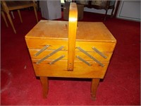 Accordion Style Sewing Box