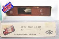 Nickel Plate Road 86182 5ft  Box Car Front Range H