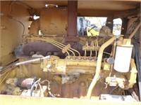 1968 Caterpillar 12F Motor Grader