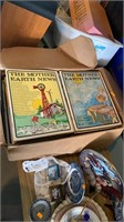 Box of books and rhymes