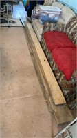 6 Oak Planks - Sizes in Picture