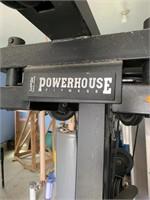 Powerhouse booster exercise set